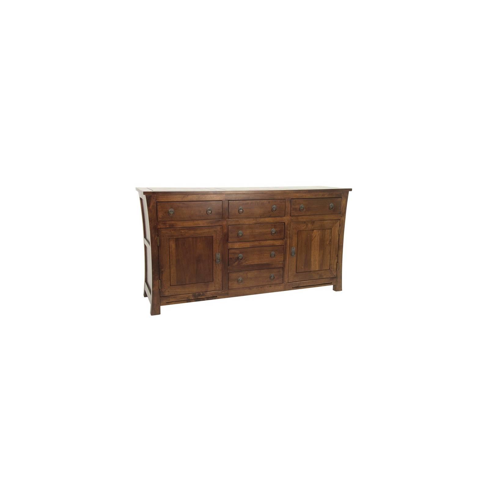 Buffet Chine Hévéa - meuble bois exotique