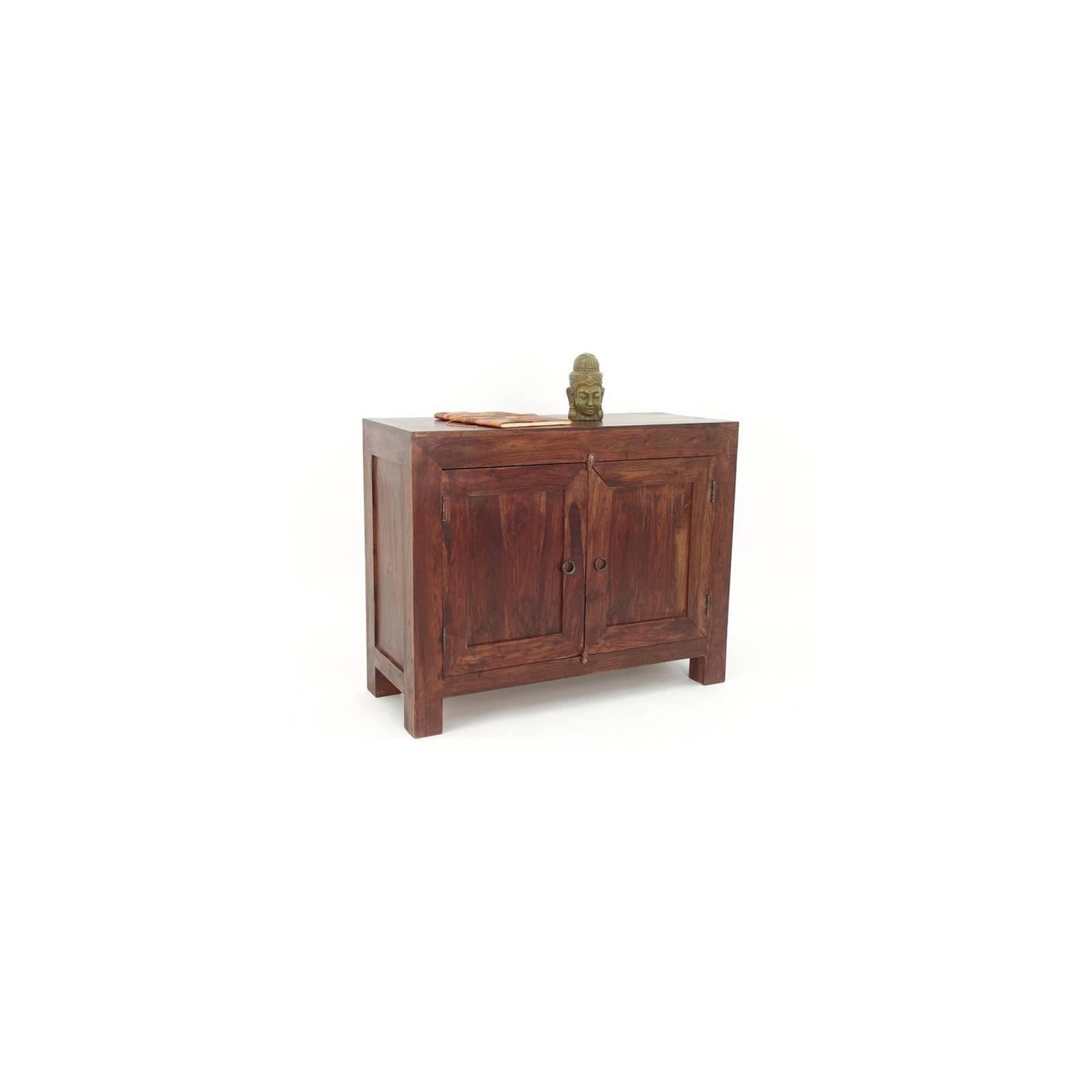 Bahut Palissandre Zen - meubles bois exotique