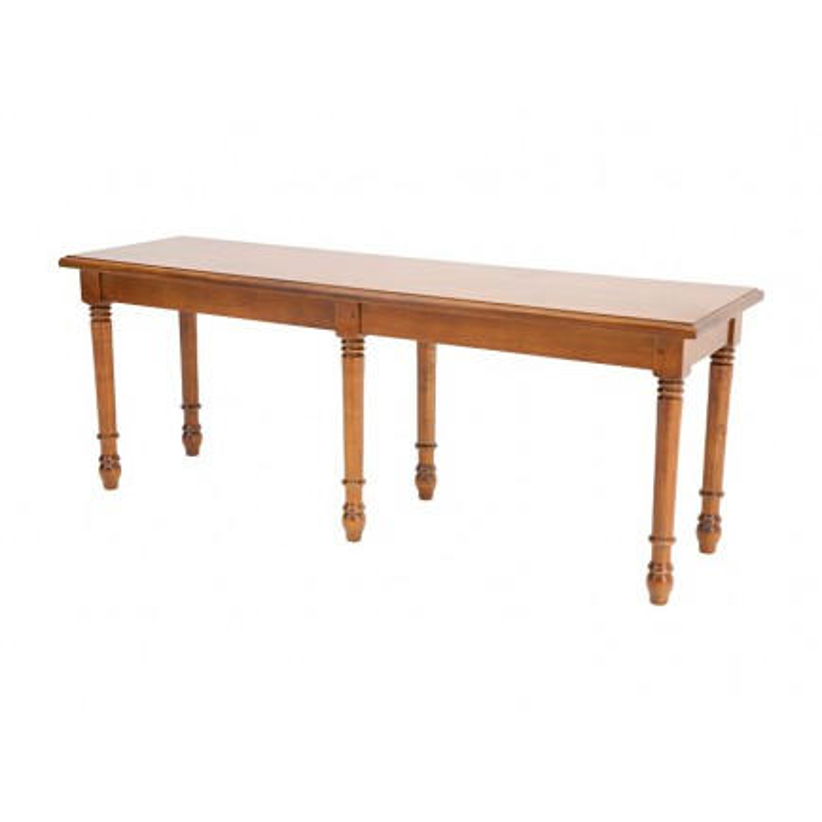 Banc Tradition Hévéa - meuble style classique