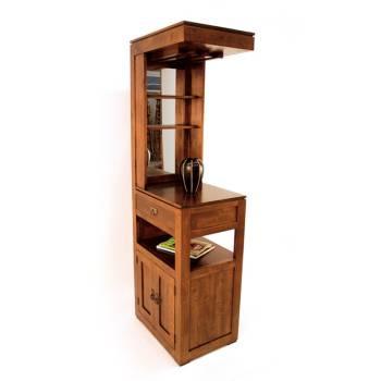 Bar Miroir Omega Hévéa - meuble style design