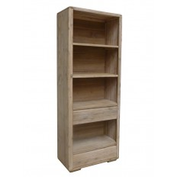 Bibliothèque Joëlle Acacia - meuble en bois massif