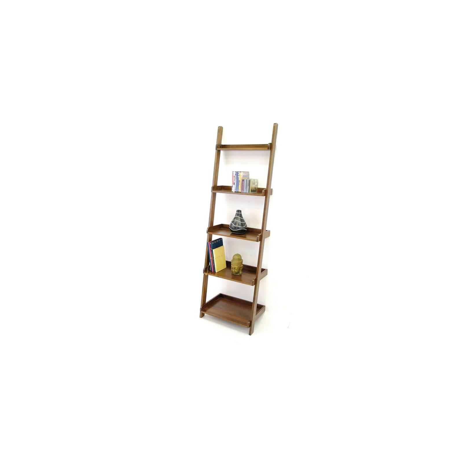 Bibliothèque Echelle Omega Hévéa - meuble style design