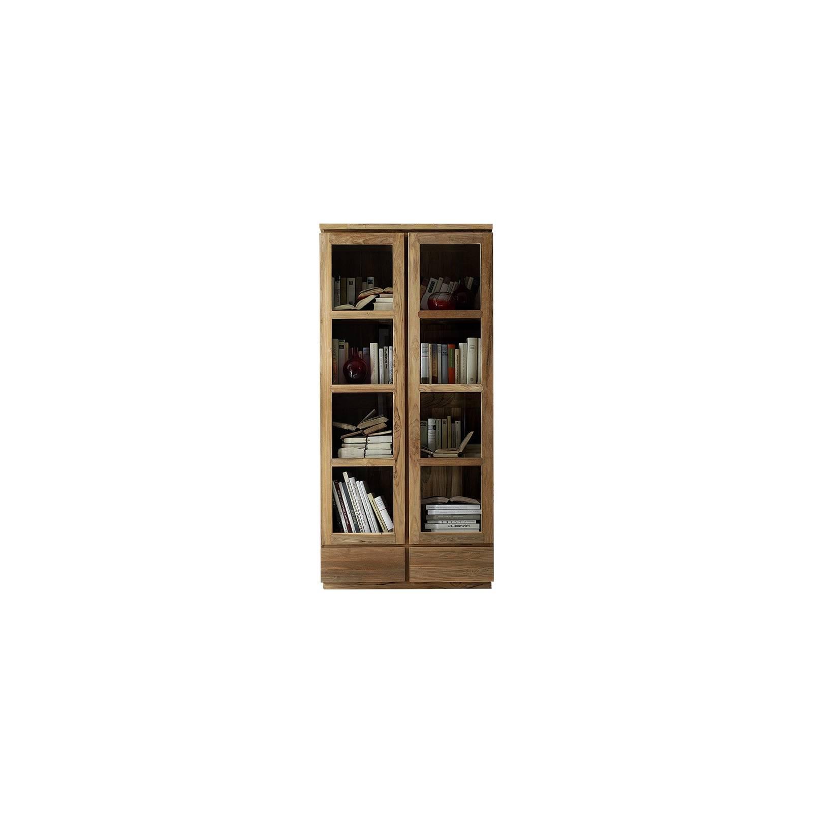 Bibliothèque Greenface Teck Recyclé - meuble de bureau