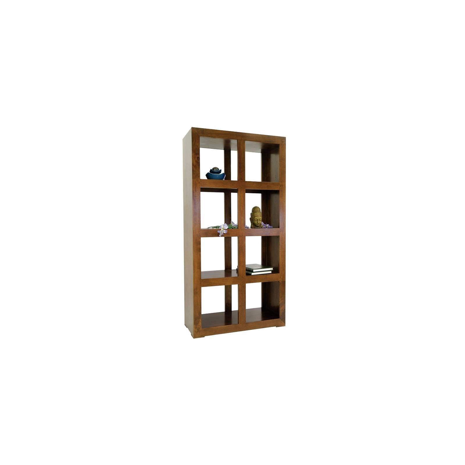 Bibliothèque Omega Hévéa - meuble style design
