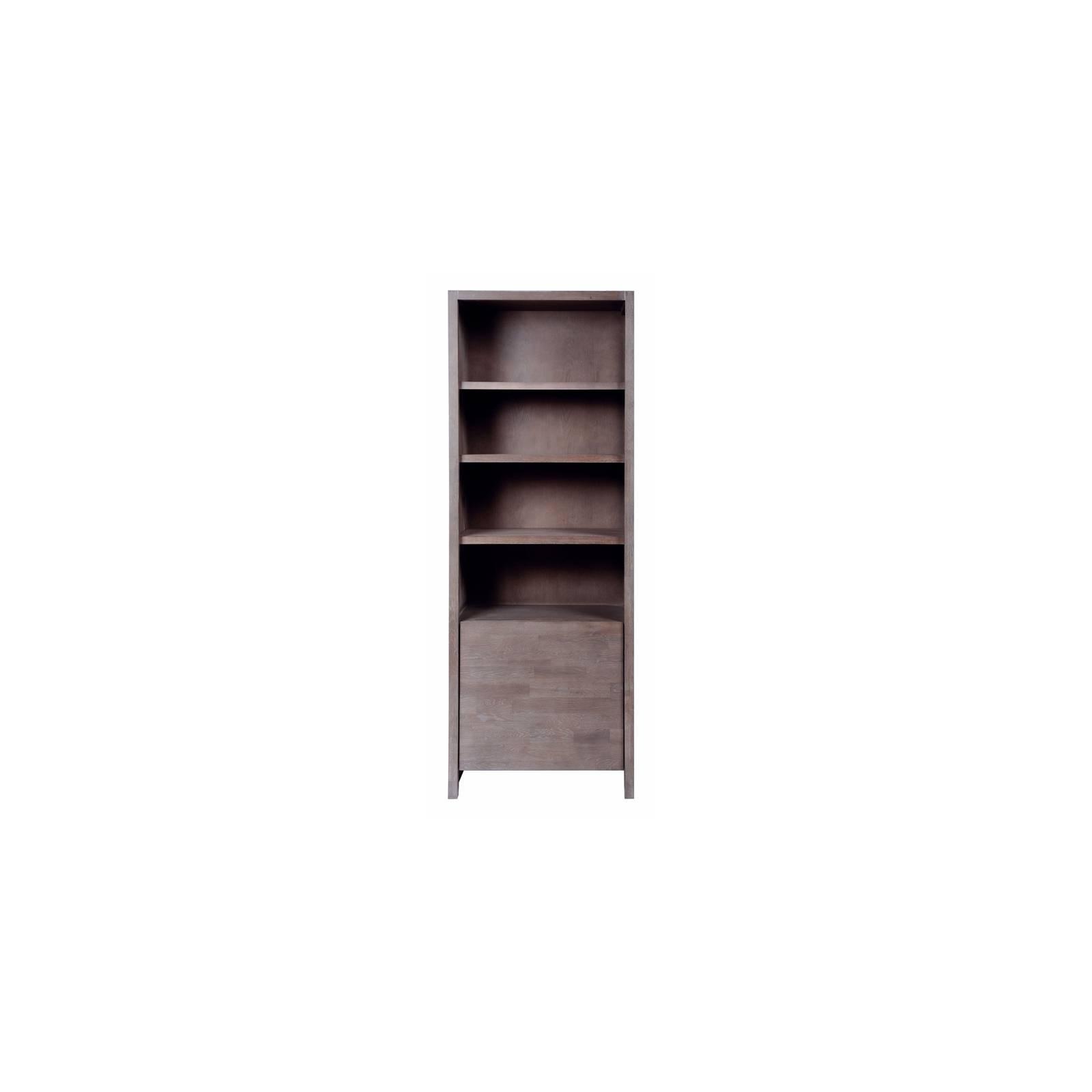 Bibliothèque Volca Chêne - meuble esprit design