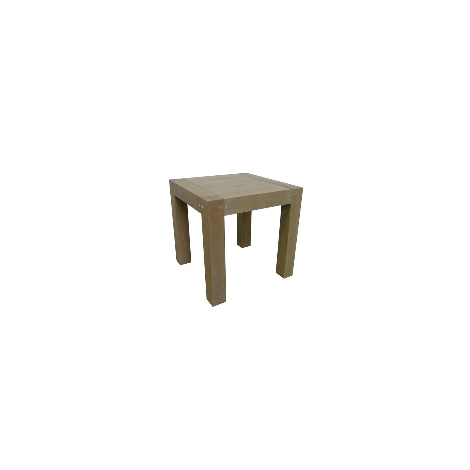 Bout De Canapé Armada Chêne - meuble design