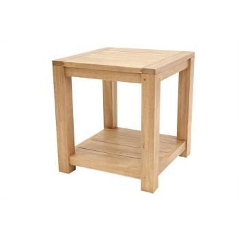 Bout De Canapé Broadway Hévéa - meuble bois massif