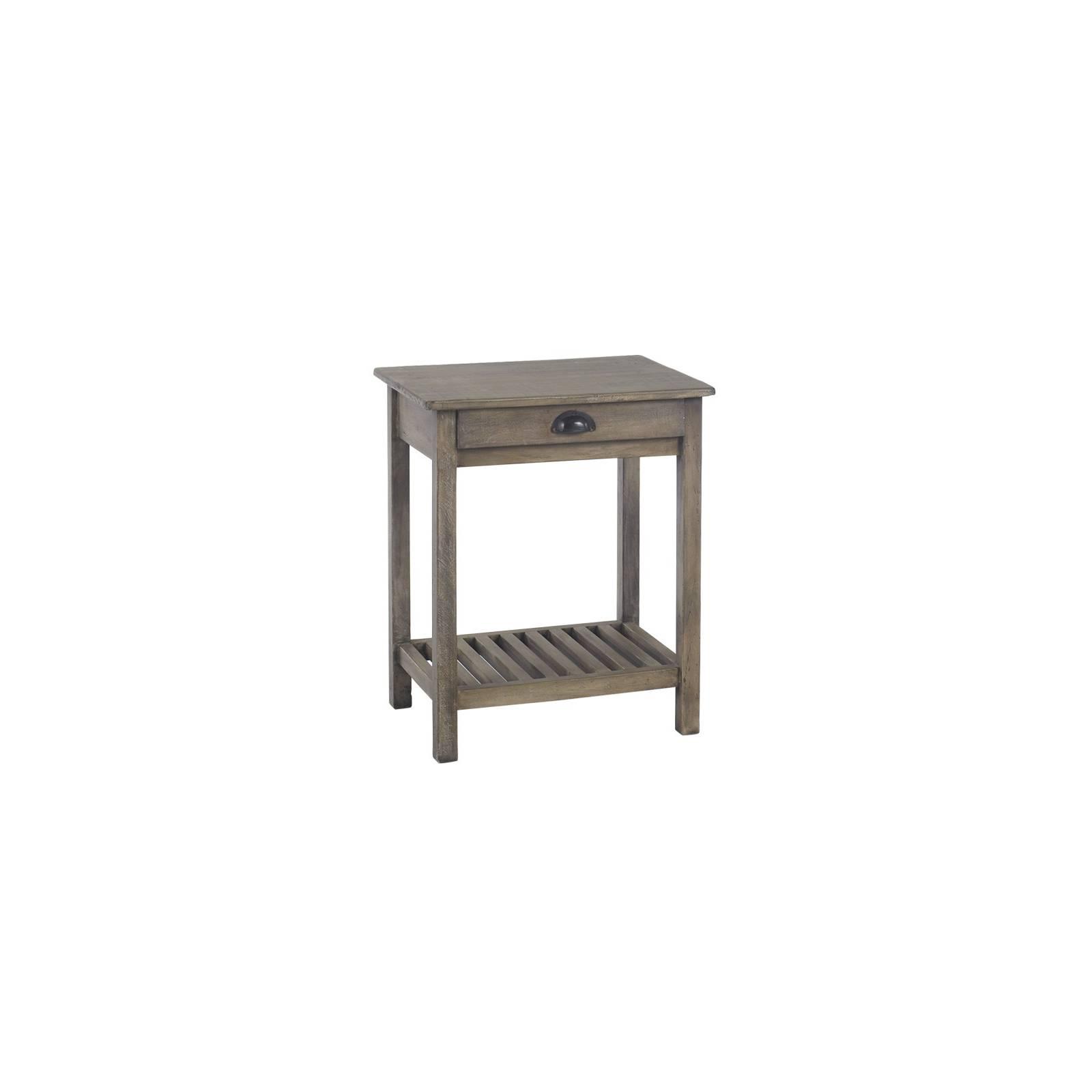 Bout De Canapé Vendôme Manguier - meuble classique