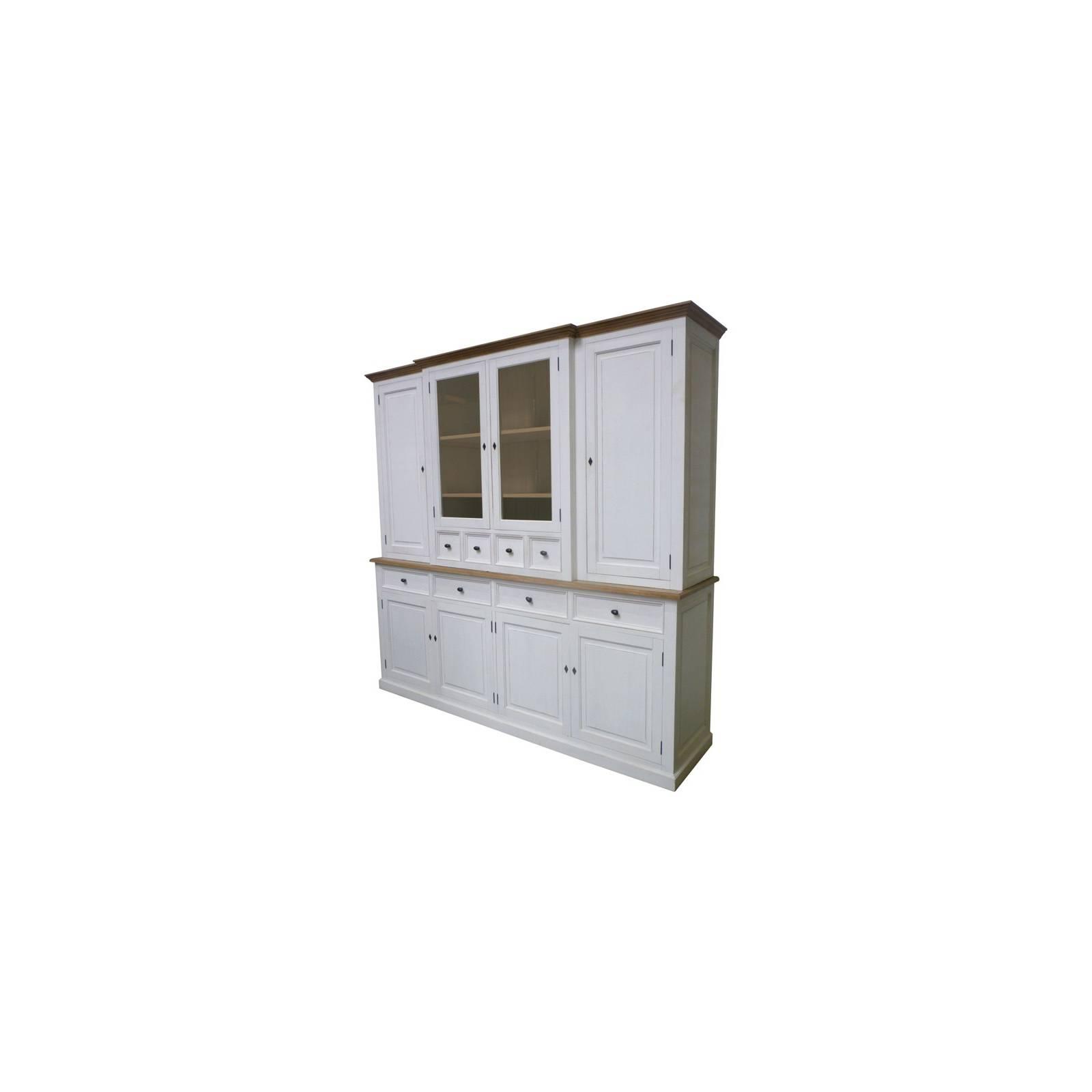 Buffet Vaisselier GM Aphrodite Pin - meuble style classique