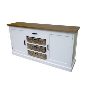 Buffet Aphrodite Pin - meuble style classique