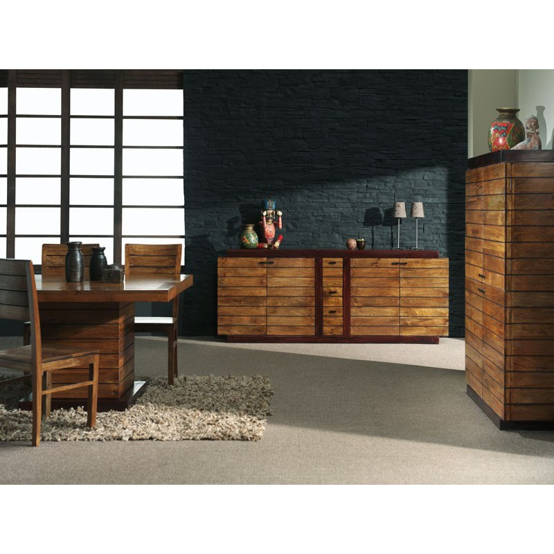buffet art deco en bois massif vente de meubles r tro. Black Bedroom Furniture Sets. Home Design Ideas