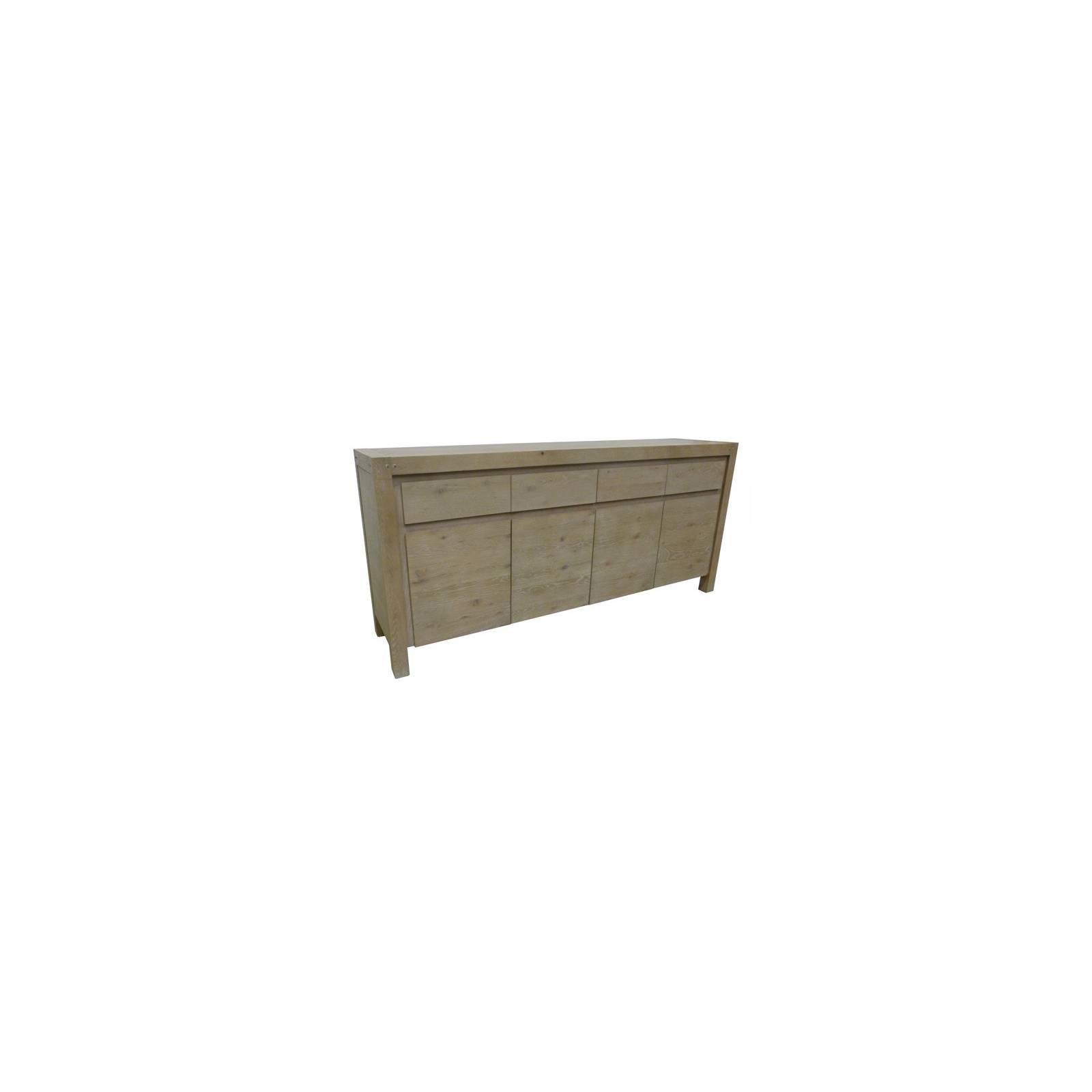 Buffet Bas Armada Chêne - meuble design