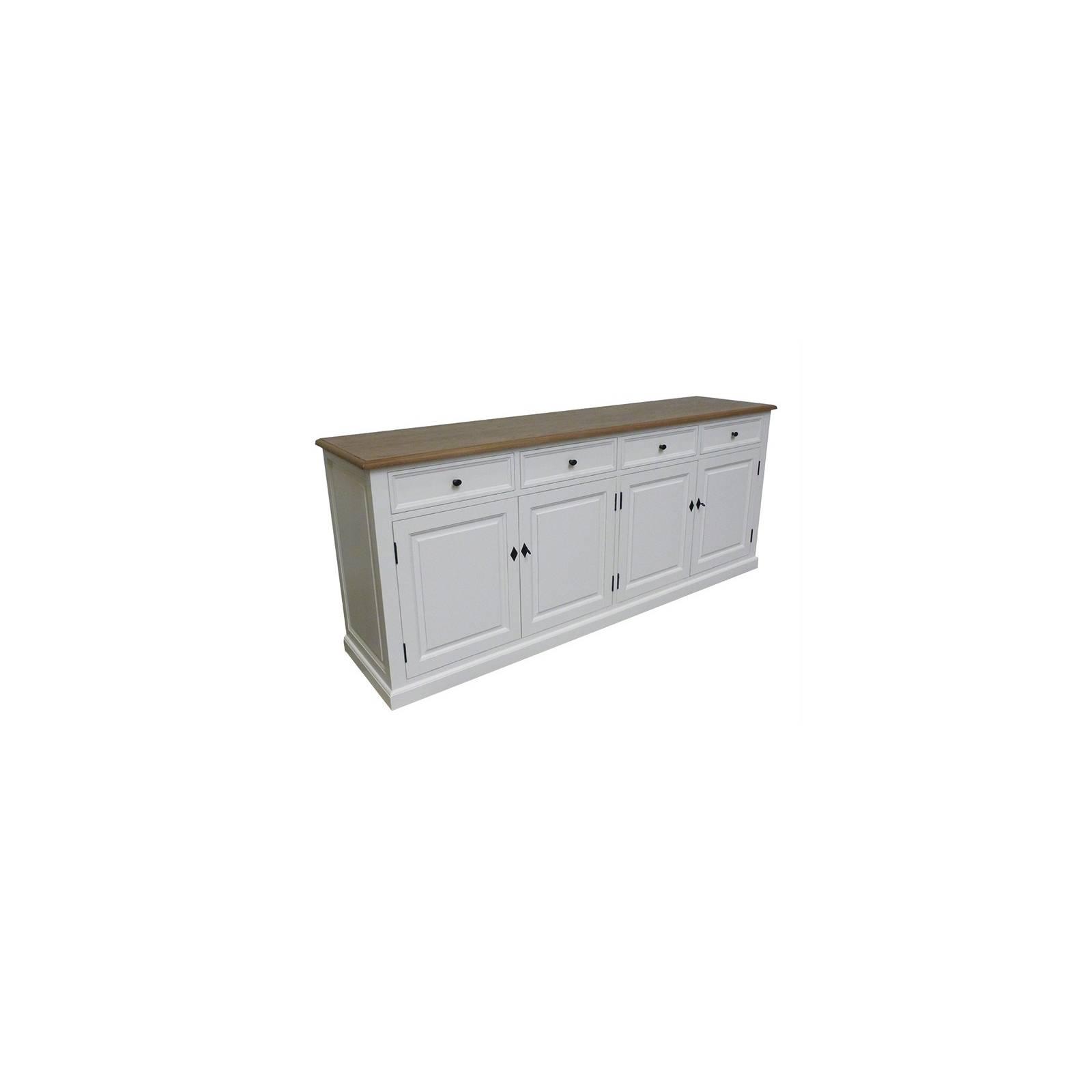 Buffet Bas Pin Camille - achat meuble au style classique