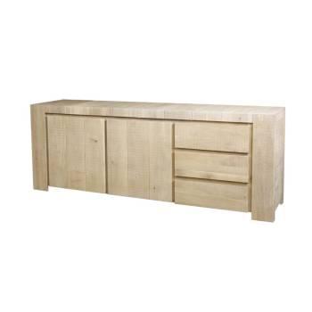 Buffet Chêne Palma - meuble style contemporain