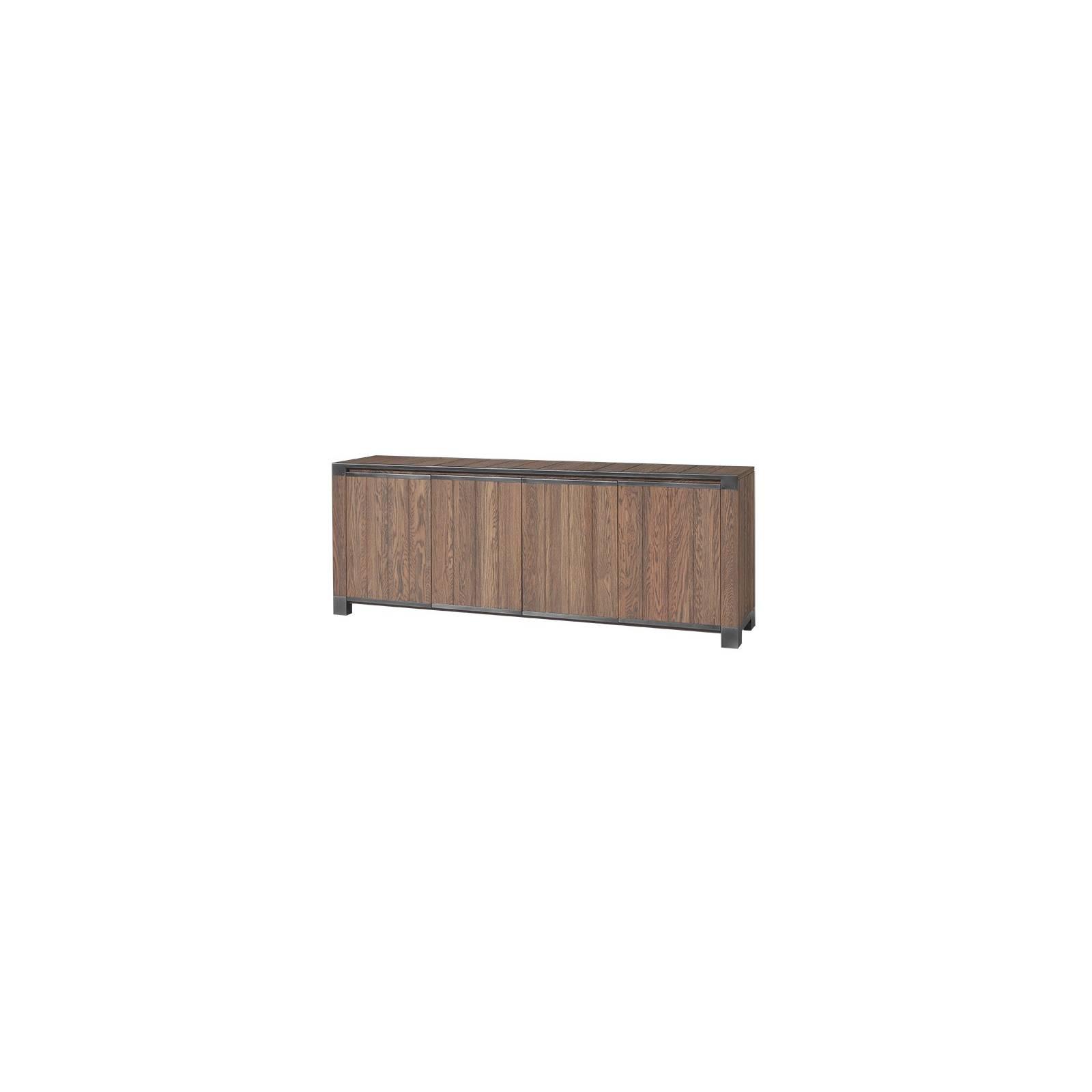 Buffet Grand Modèle Bas Toscan Chêne - mobilier haut de gamme