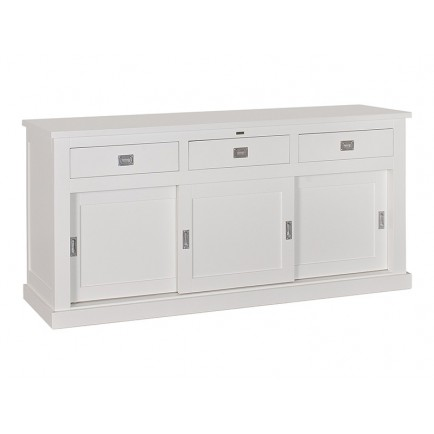 Buffet Authentique GM Victoria Pin Massif - meuble shabby chic