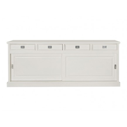 Buffet GM Traditionnel Victoria Pin Massif - meuble shabby chic