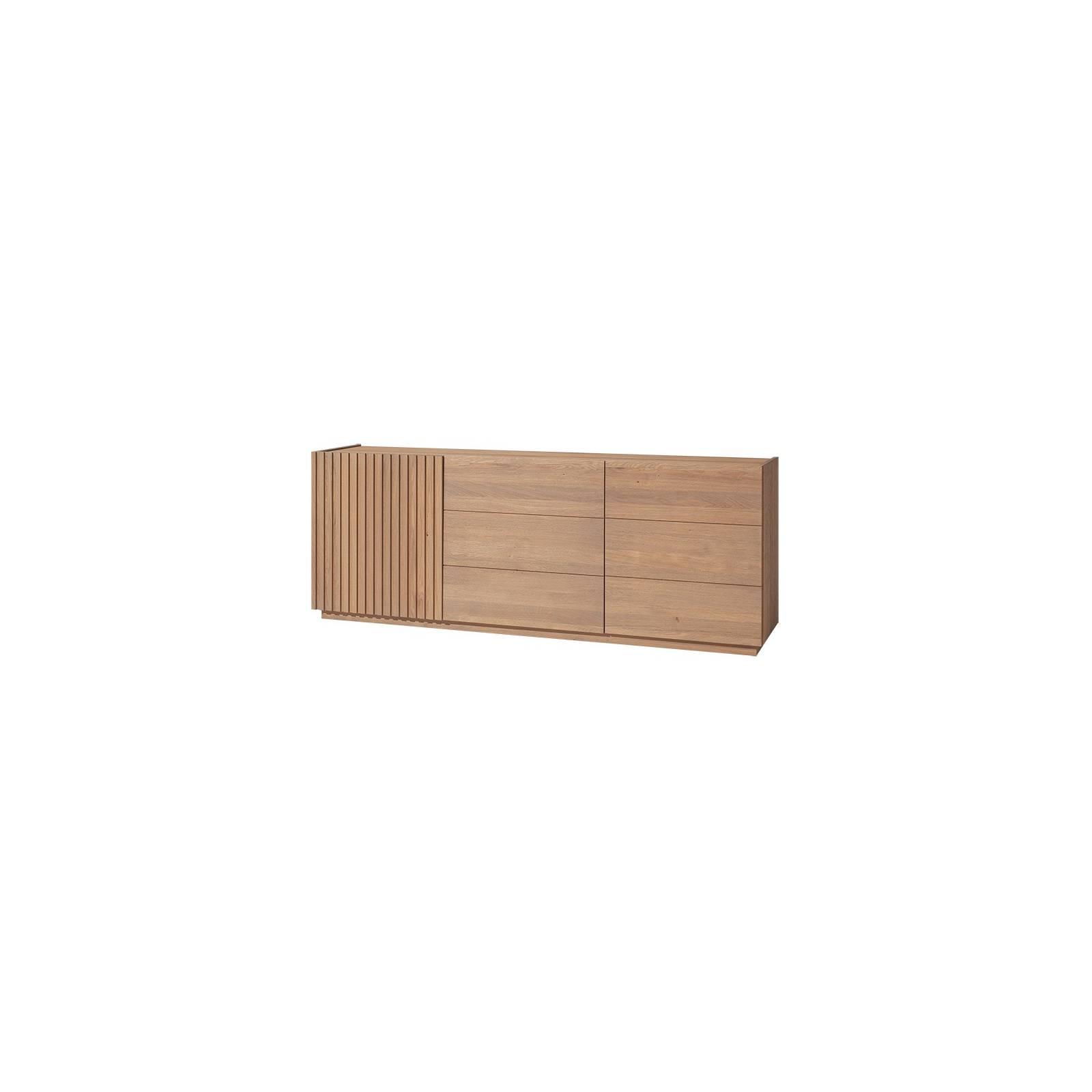 Buffet Grand Modèle Real Chêne - meuble bois massif