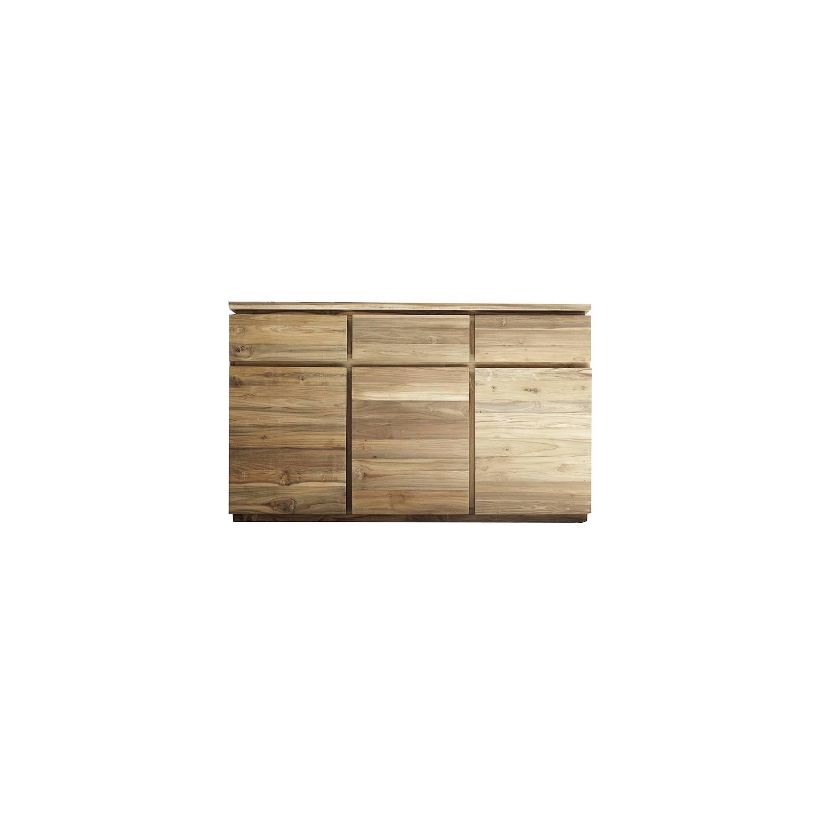 Buffet Greenface Teck Recyclé - meuble style exotique