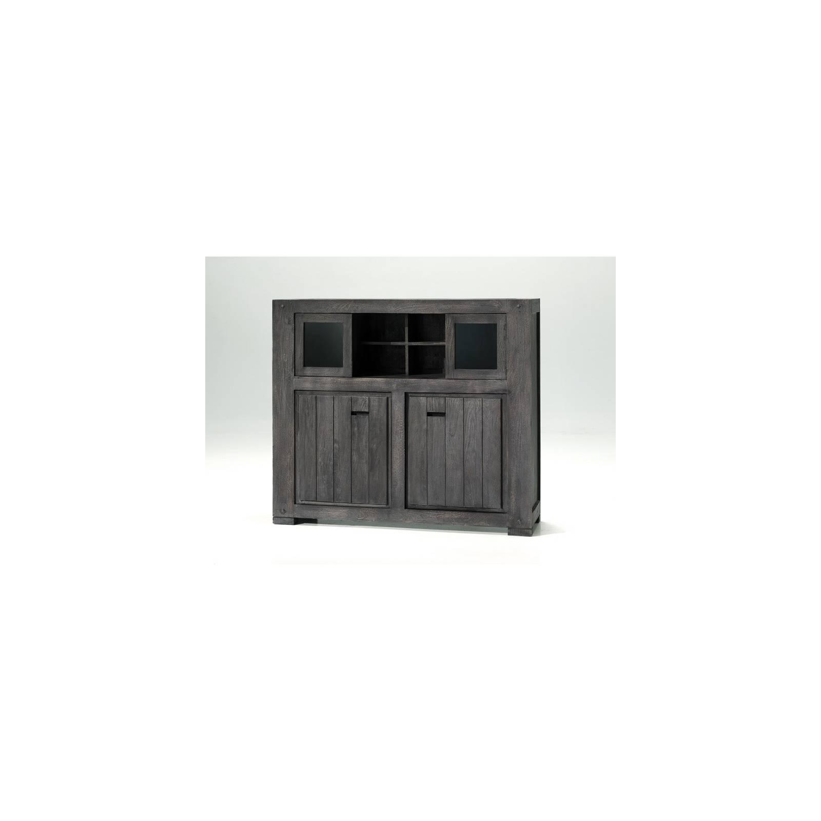 Buffet Haut Goa Manguier - achat meuble bois massif