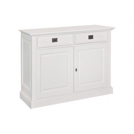 Buffet PM Tradition Victoria Pin Massif - meuble shabby chic