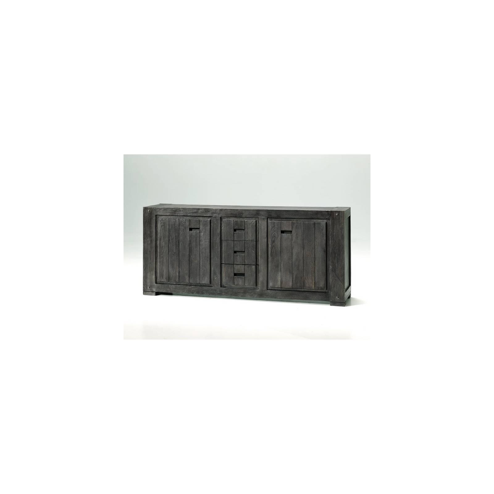 Buffet PM Goa Manguier - achat meuble bois massif