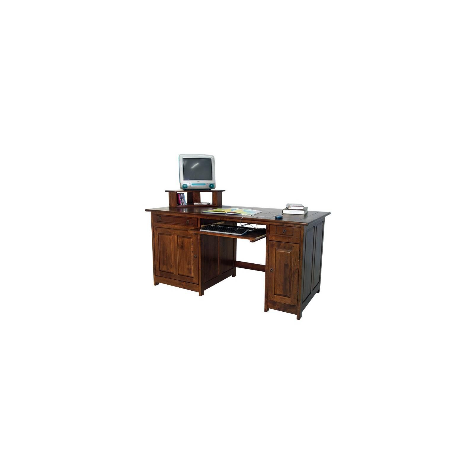 Bureau Multimedia Belle Epoque Hévéa - meuble style classique