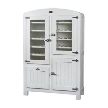 Cabinet à vin Tosca Pin - meuble salle à manger