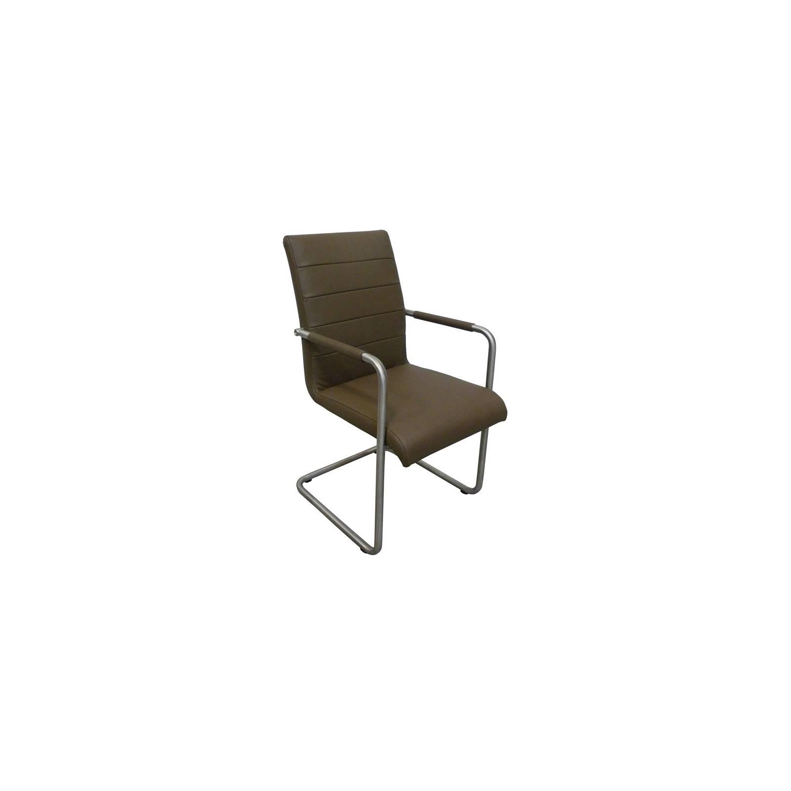 Chaise Accoudoirs Lizzy Cuir - chaise design