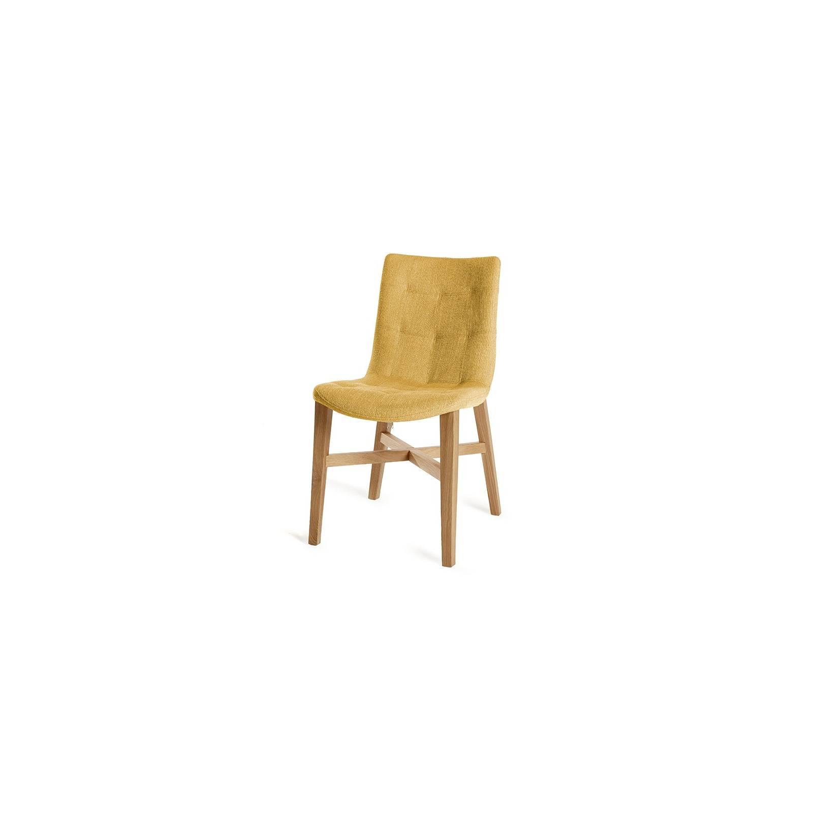 Chaise Cannes Soleil Tissu - chaise design