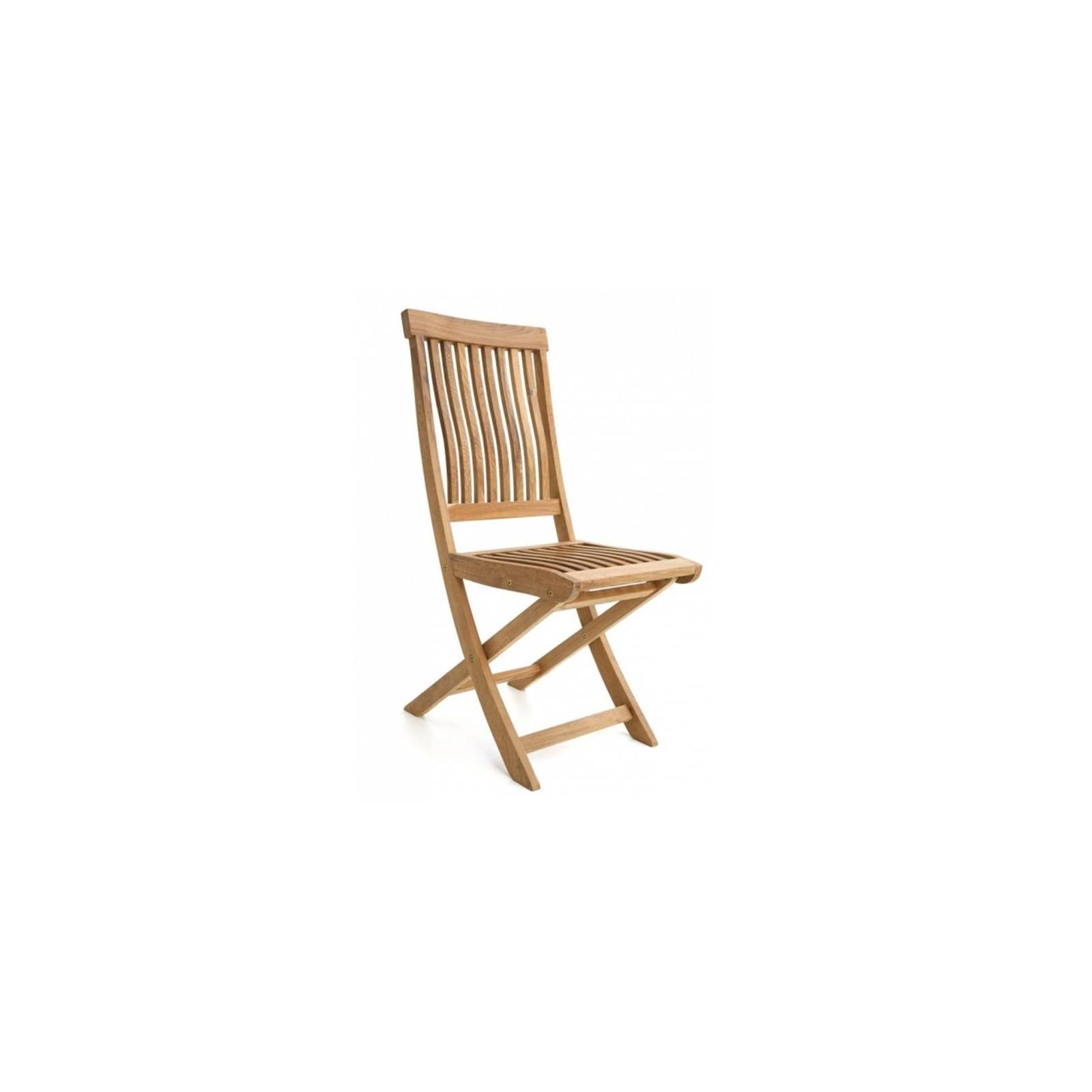 Chaise De Jardin Taman Teck Recyclé - meuble de jardin