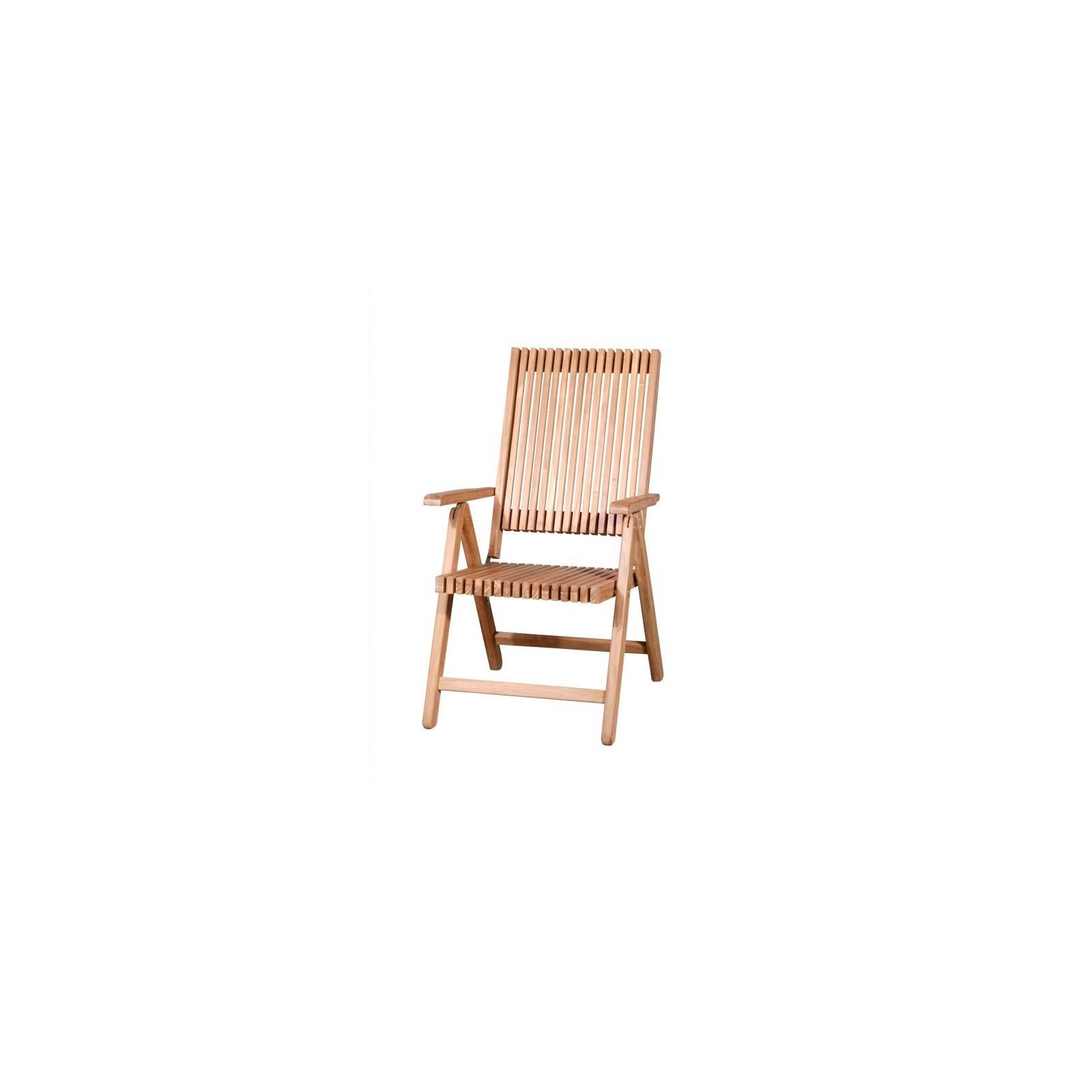 Chaise De Jardin Vicio Teck - meuble de jardin