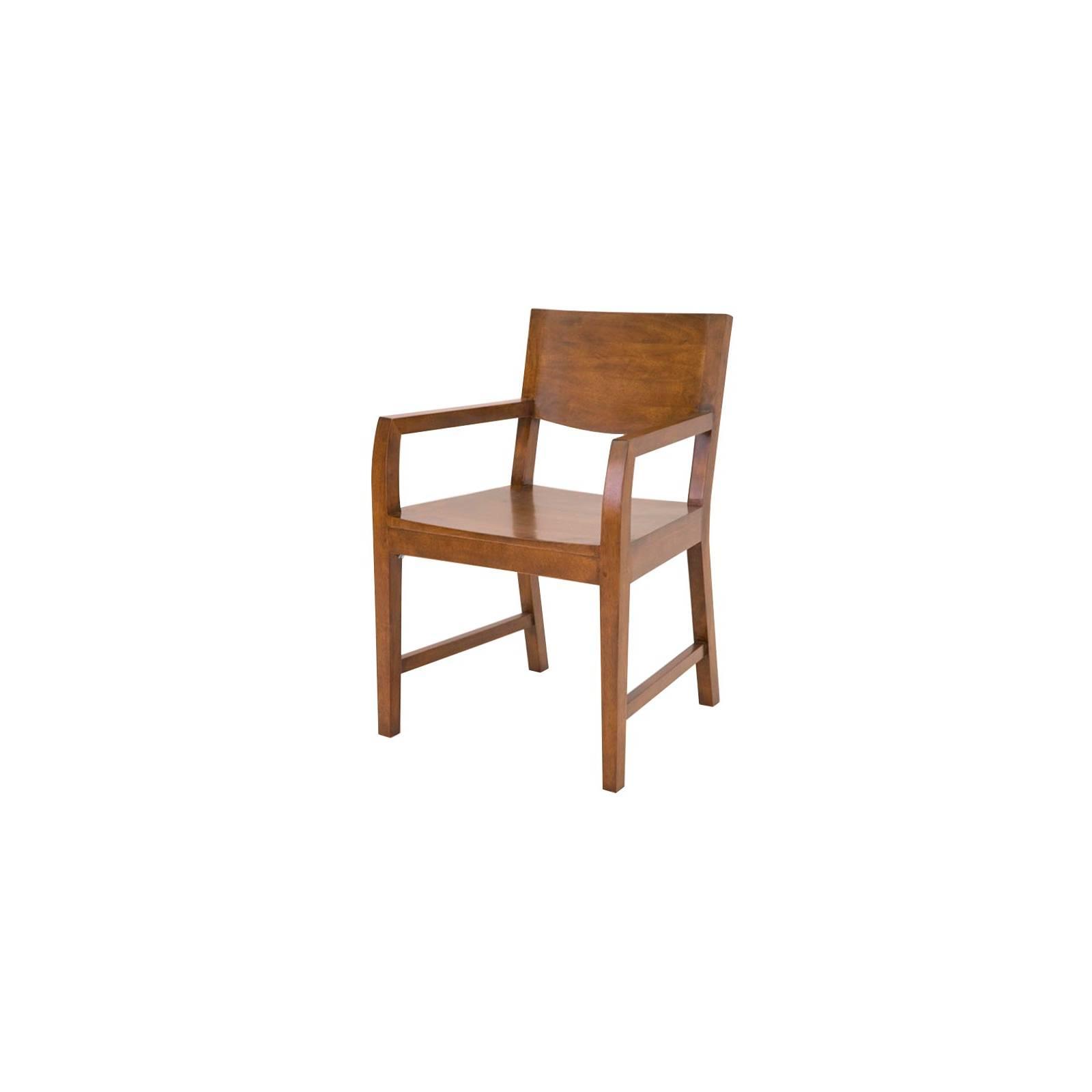 Chaise Fjord Hévéa - meuble déco