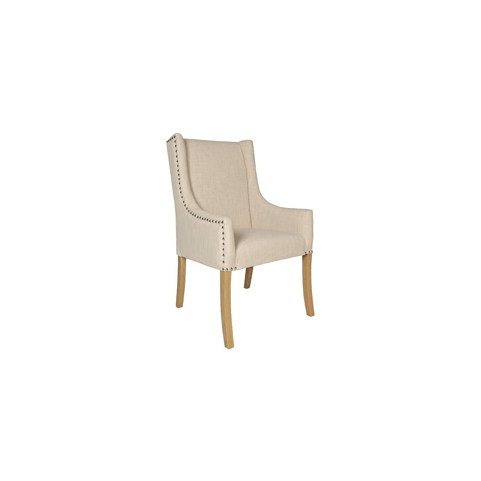 Chaise Geneva Tissu - Chaise haut de gamme