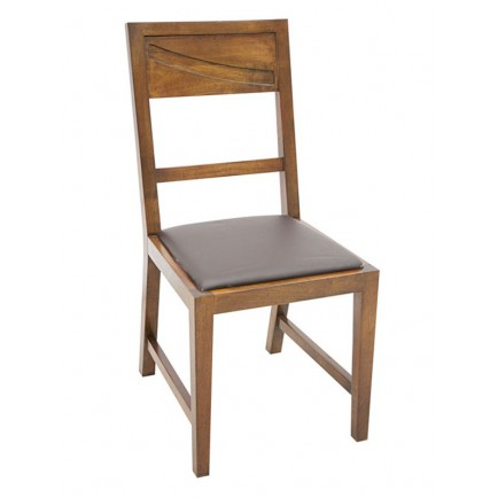 Chaise Horizon Hévéa - meuble style ethnique
