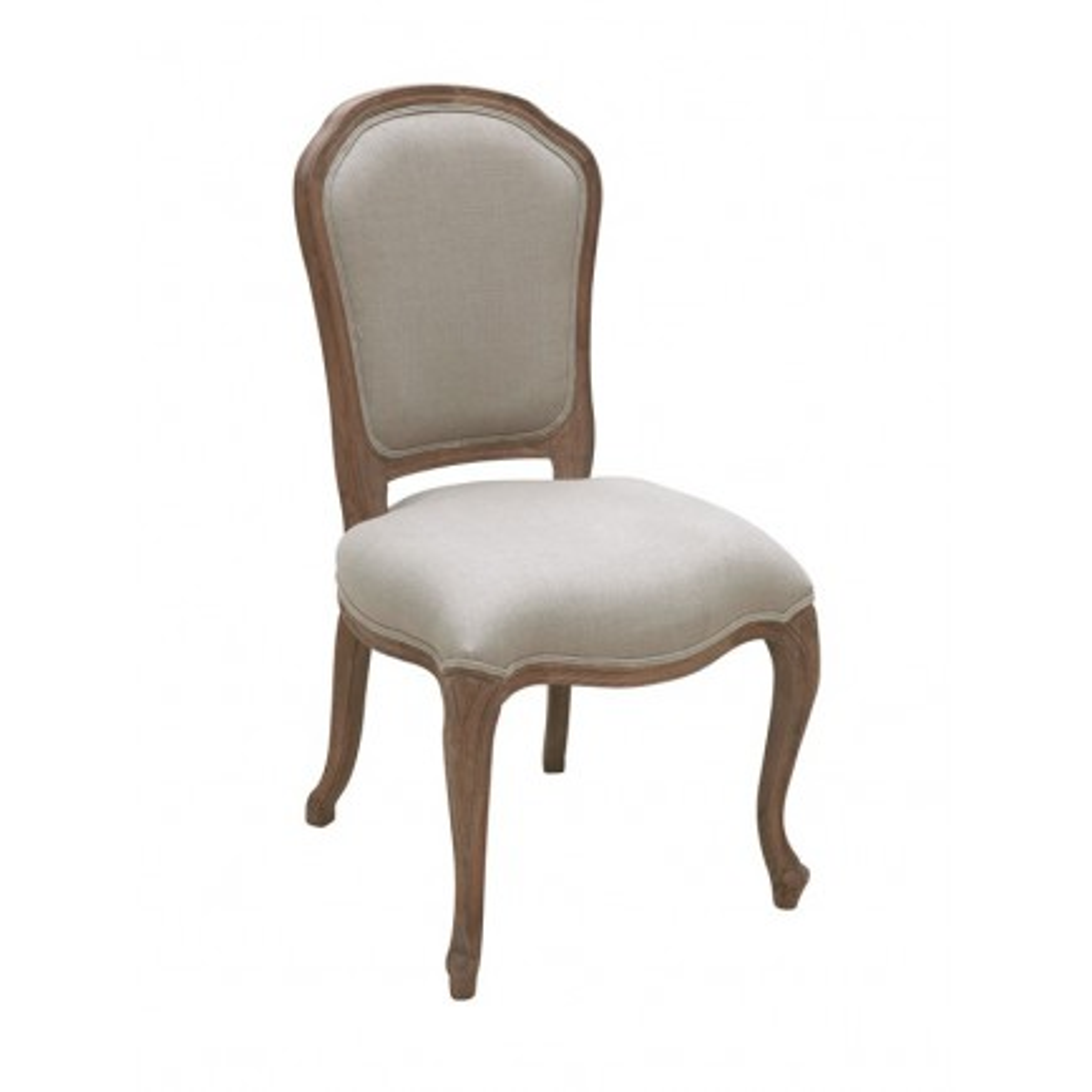 Chaise Louise Lin Chêne - meuble bois massif