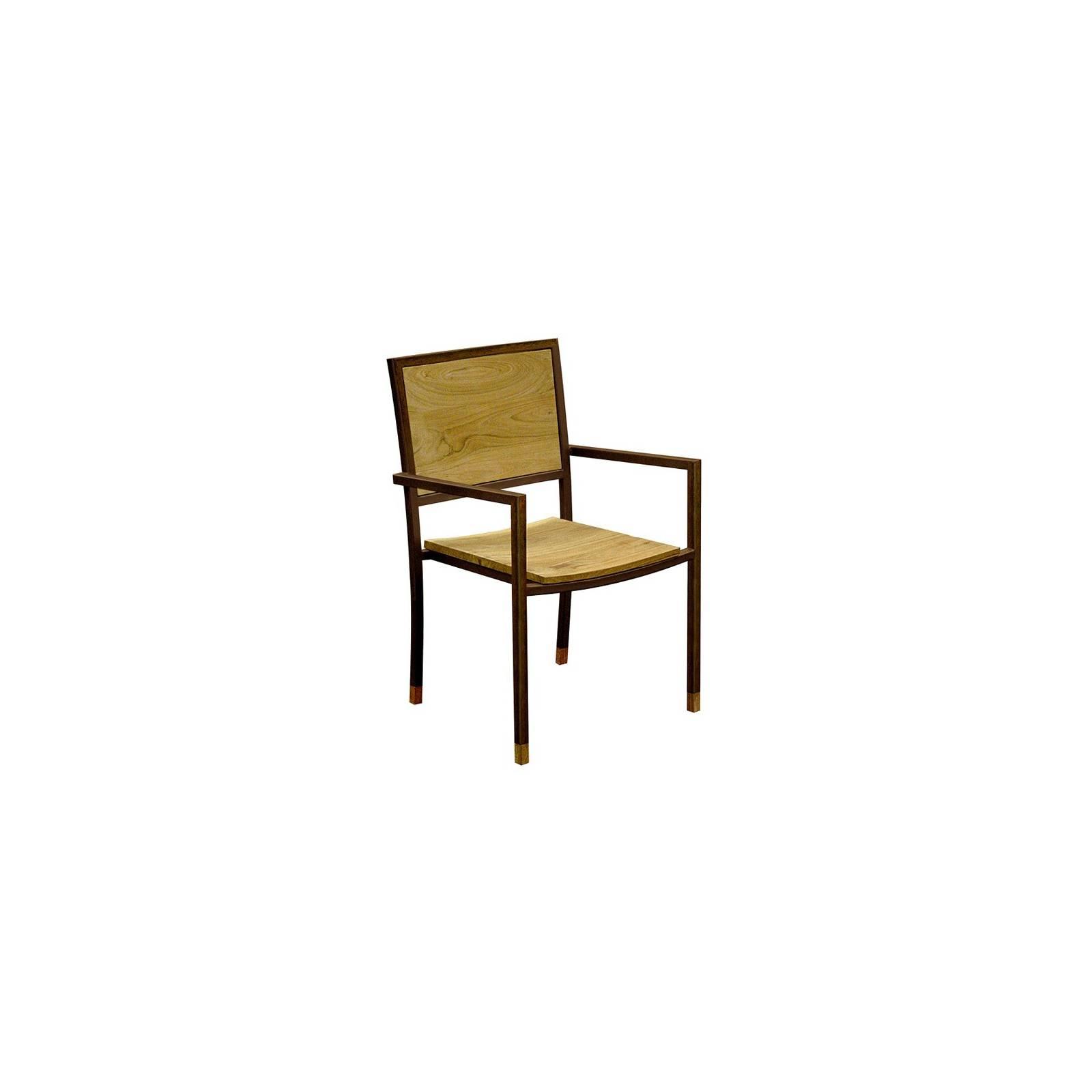 Chaise Luna Teck - meuble teck massif