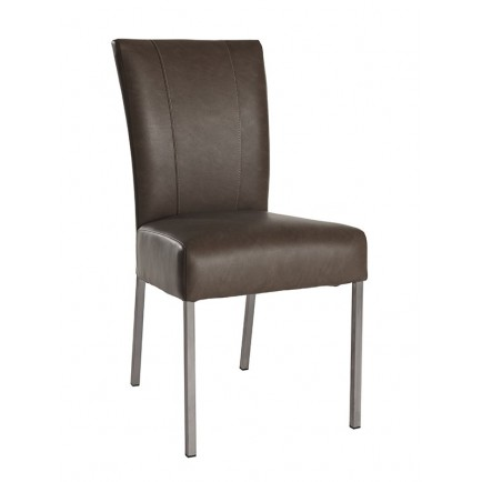 Chaise Paris Cuir Bycast - chaise style contemporain