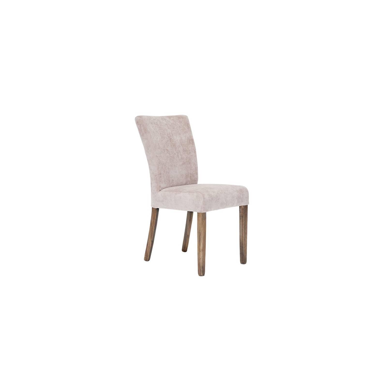 Chaise Sydney Ficelle Foncée Tissu - chaise design