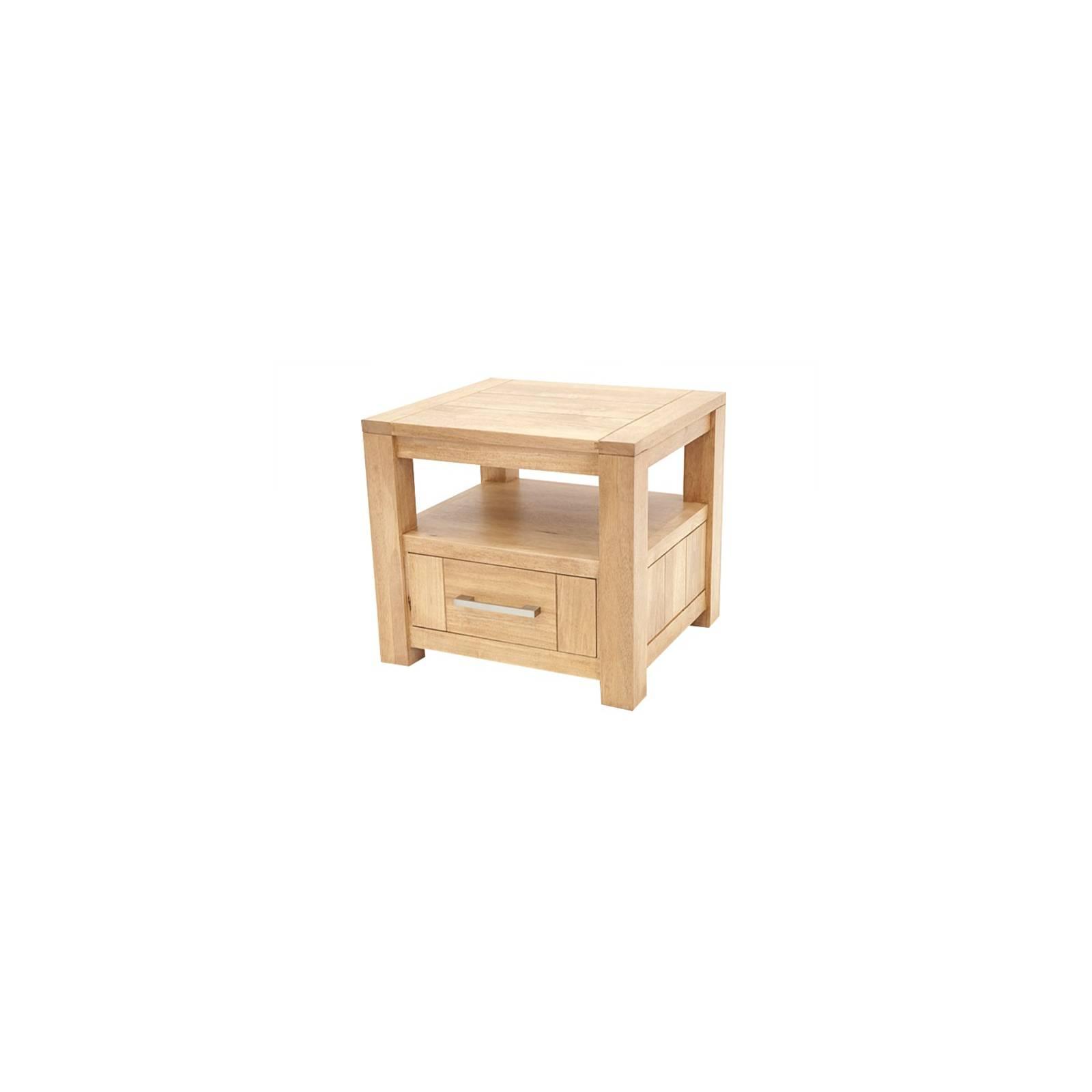Chevet Broadway Hévéa - meuble bois massif