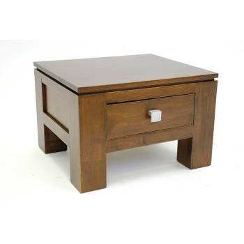 Chevet Omega Hévéa - meuble style design
