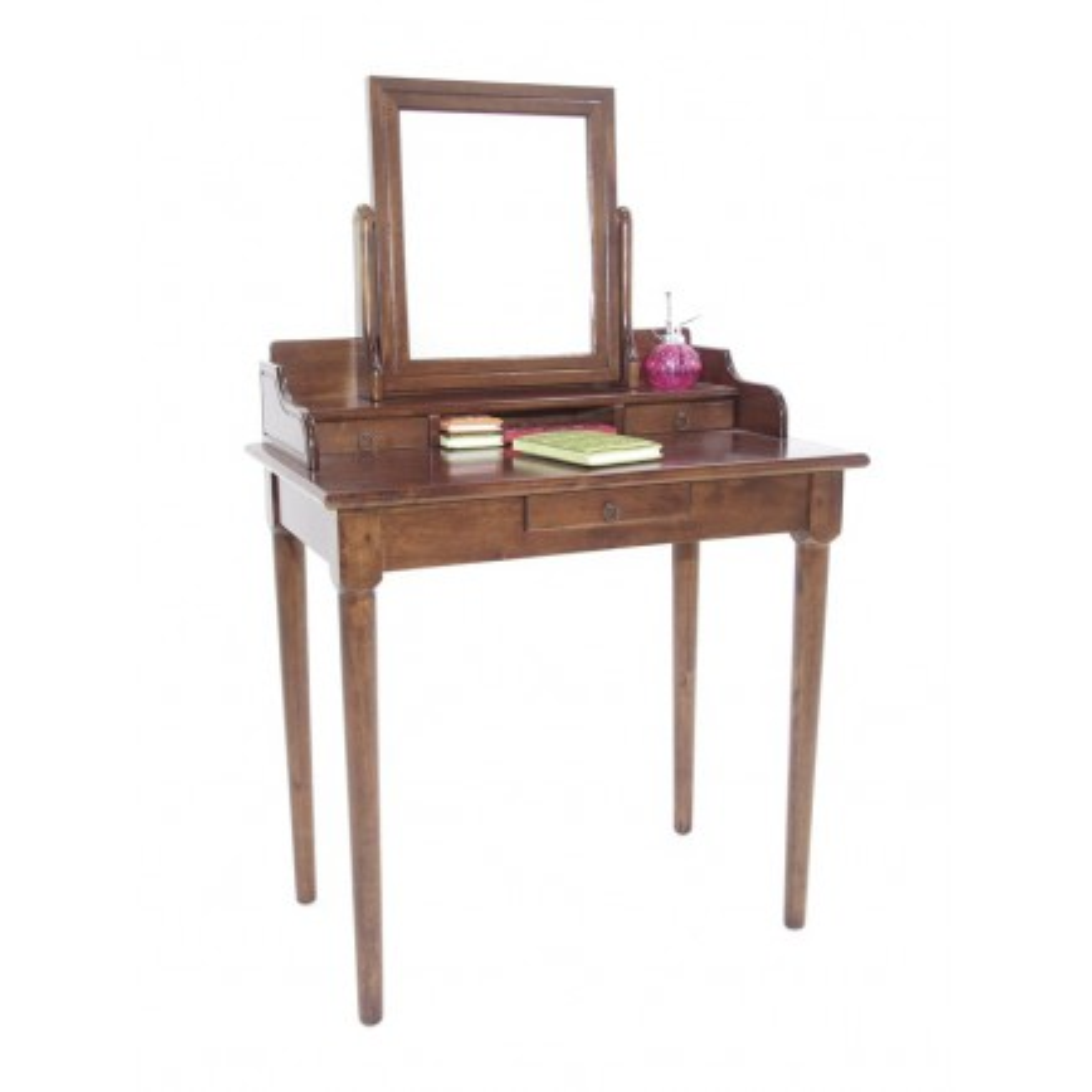 Coiffeuse Tradition Hévéa - meuble style classique
