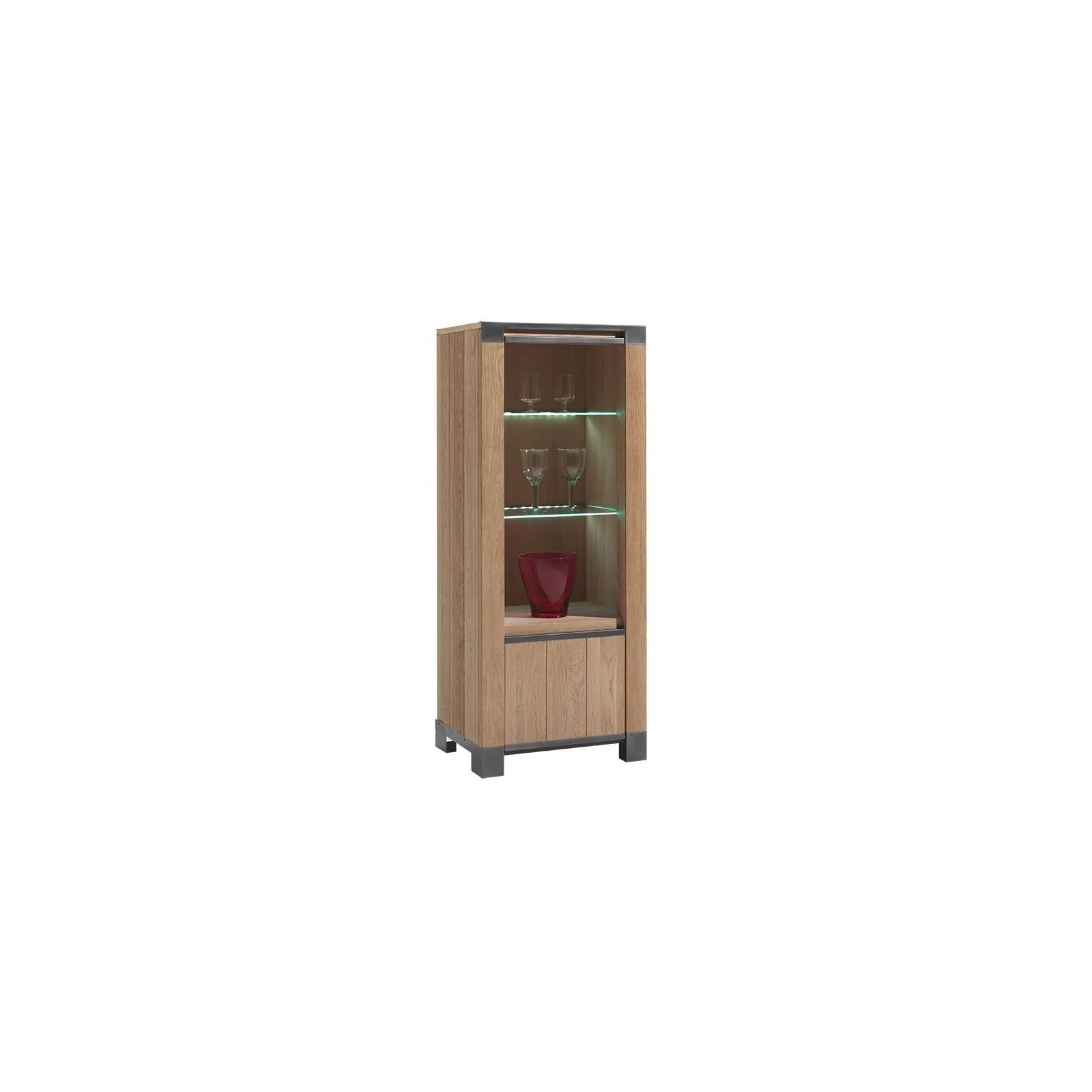 Colonne Chêne Toscan - mobilier haut de gamme
