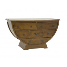 Commode PM Panama Hévéa