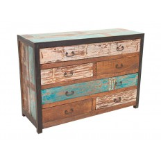 Commode Palissandre Butterfly