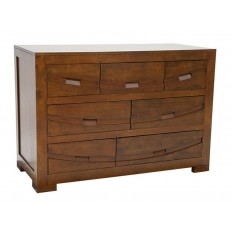 Commode Horizon Hévéa