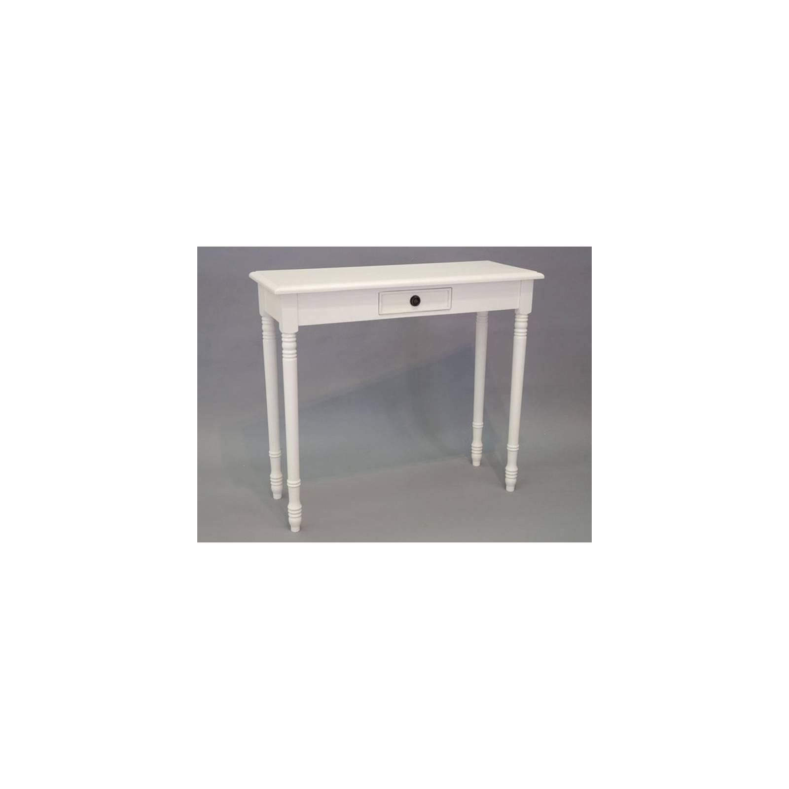 Console Charme Hévéa - meuble style classique