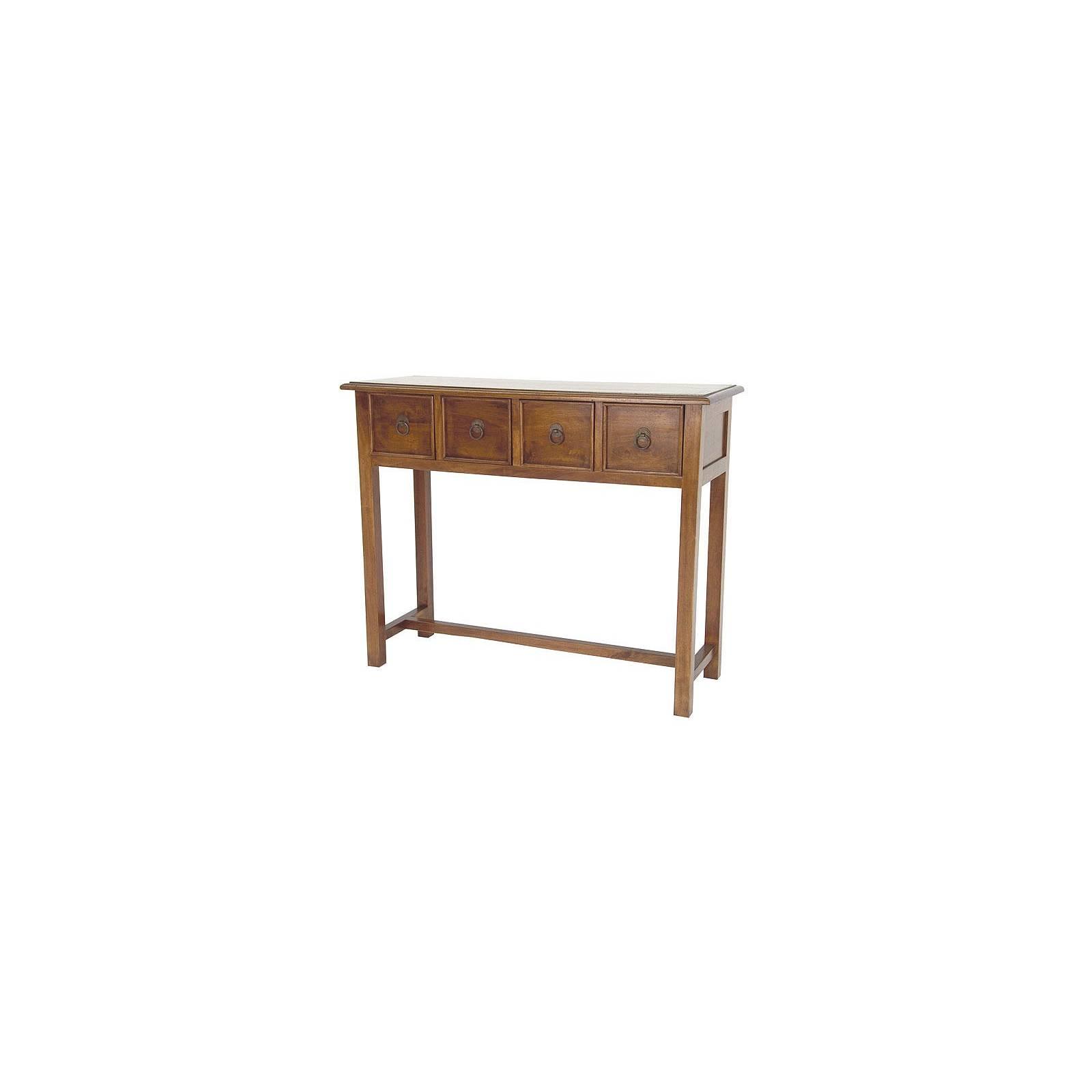 Console Tradition Classique Hévéa - meuble style classique