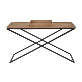 Console Croisée Vendôme Manguier - meuble classique