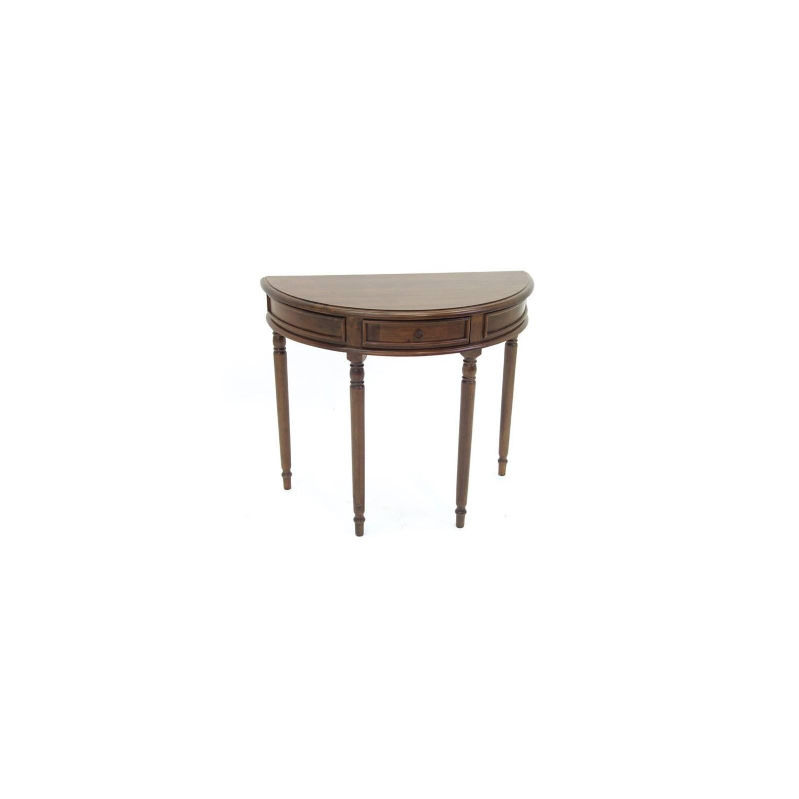 Console Rétro Tradition Hévéa - meuble style classique